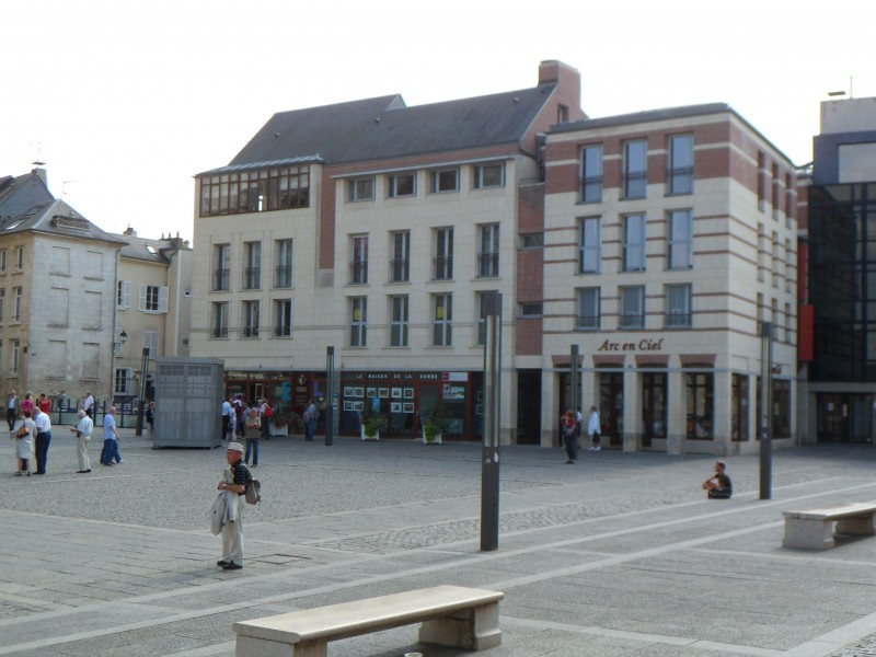 Annonce Location Appartement Amiens 80000 43 M 670