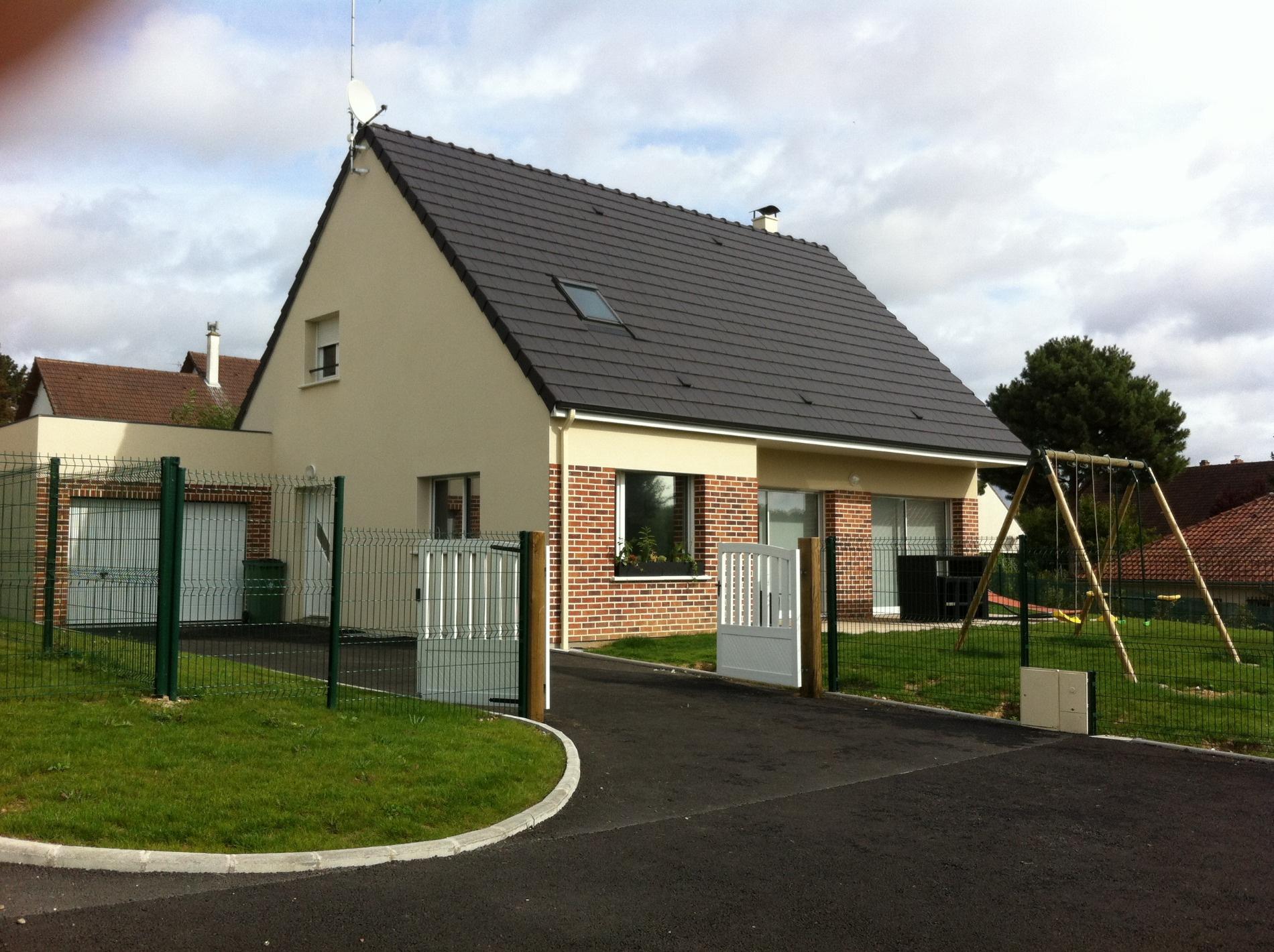Annonce location maison pont de metz 80480 124 m 1 for Annonce location maison