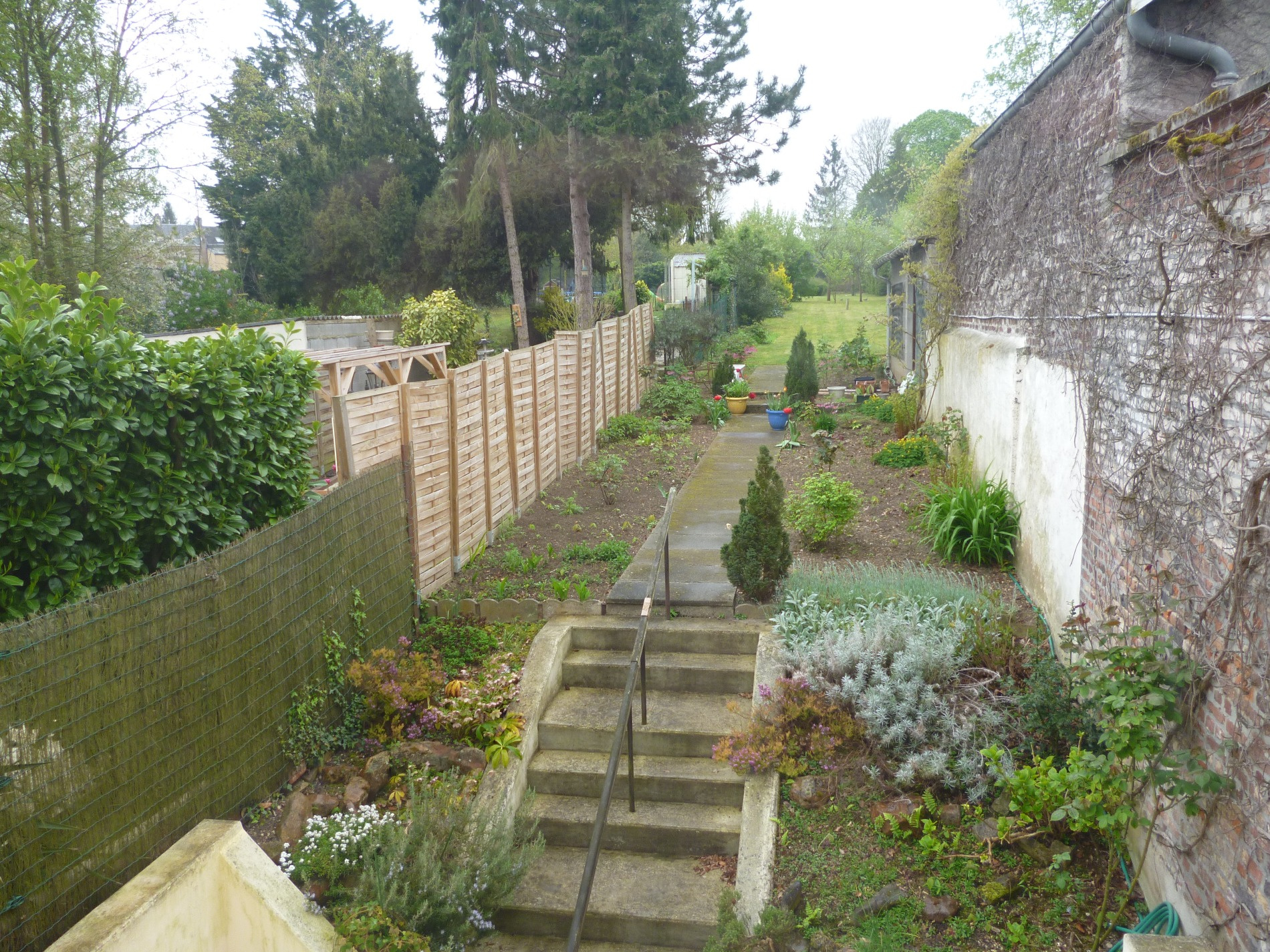 Location maison ami noise avec beau jardin - Location maison avec jardin quimper colombes ...