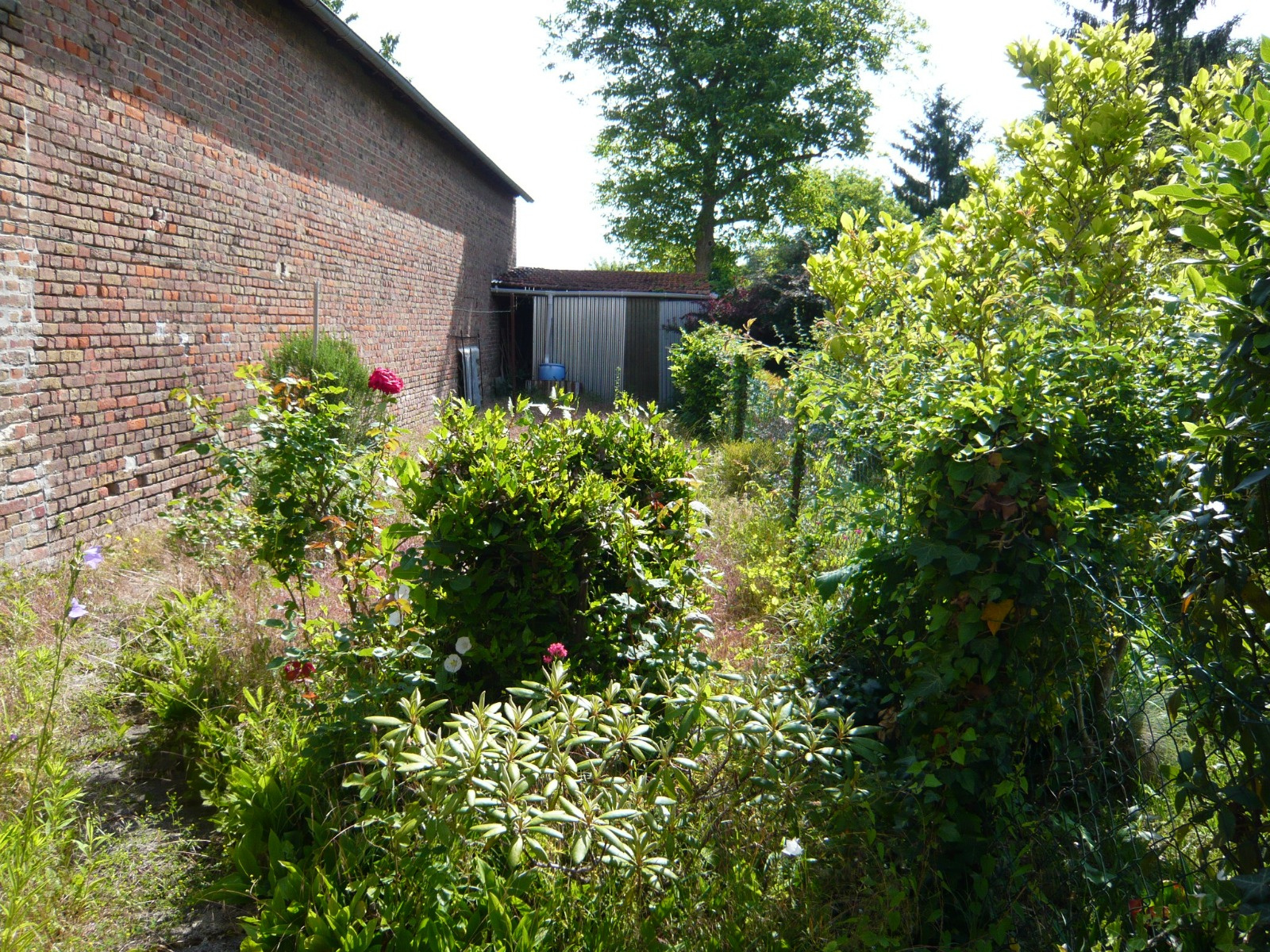 vente rivery amienoise avec jardin. Black Bedroom Furniture Sets. Home Design Ideas